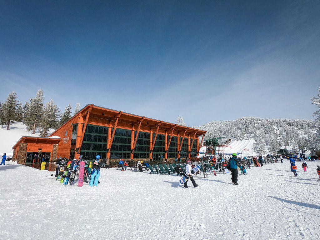 Tamarack Lodge, Heavenly