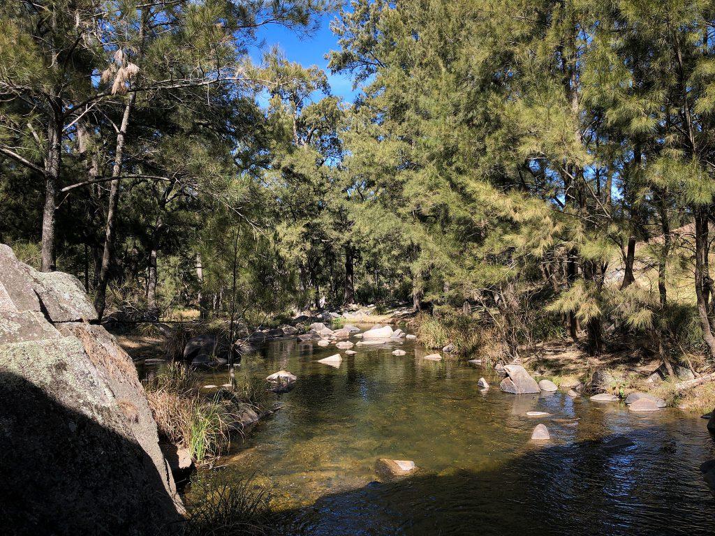 The Cox's River