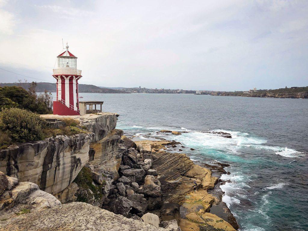 The Hornby Lighthouse, South Head