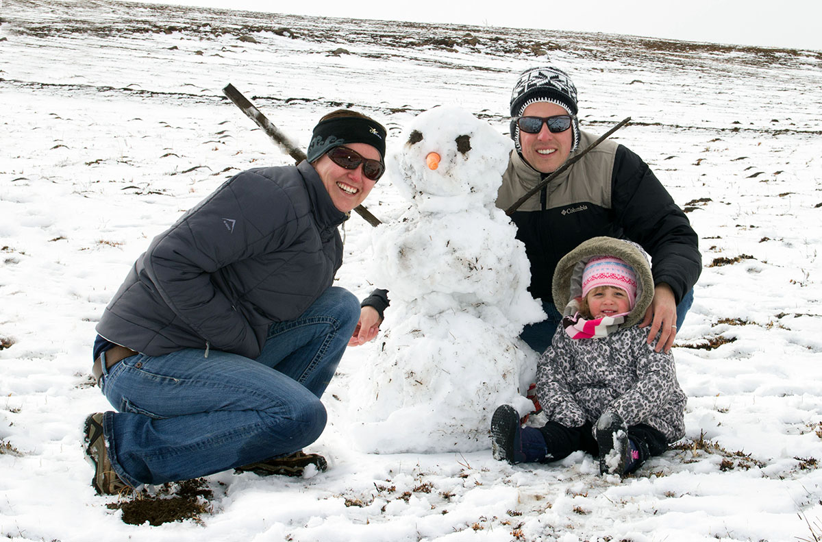The Prior's and their version of Olaf