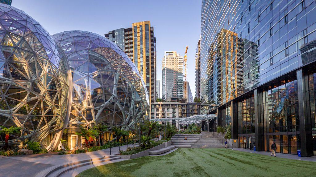 The Amazon Spheres