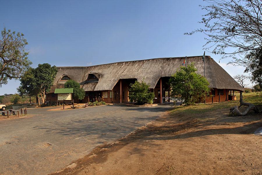 Nyalazi Gate, iMfolozi