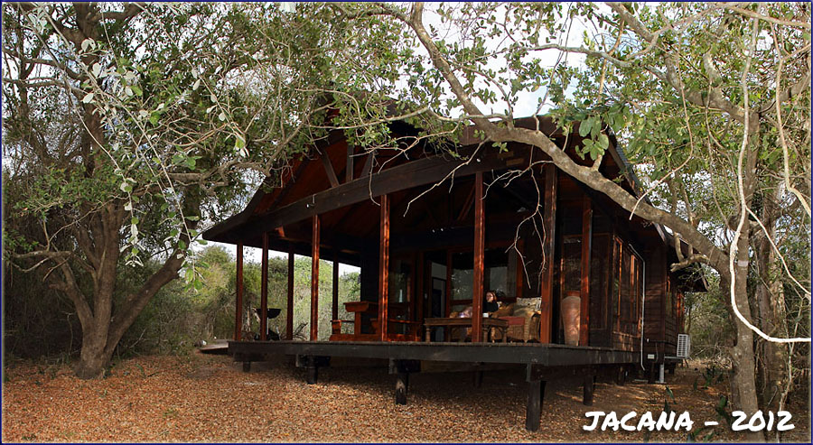 Our Chalet At Jacana Lodge